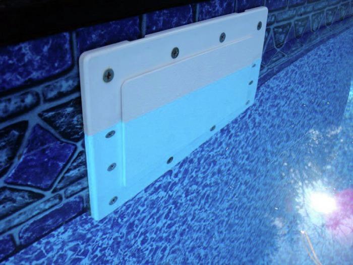 Skimmer Plug - SIMPLE POOL TECHNOLOGY, INC.